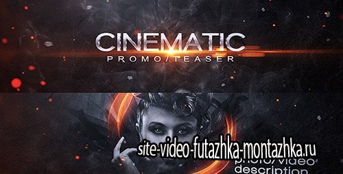 Cinematic Promo Teaser - Project for After Effects (Videohive)