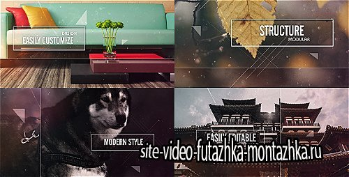 Photography Slides - Project for After Effects (Videohive)