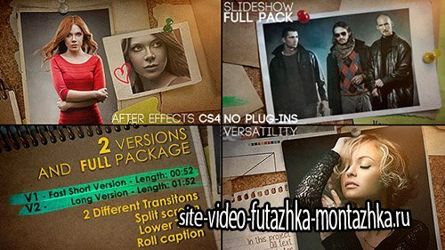 Slideshow Full Pack - Project for After Effects (Videohive)