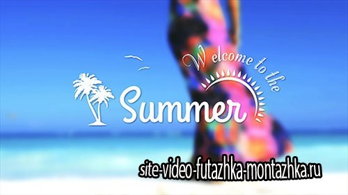 Summer Banners - Project for After Effects (Videohive)