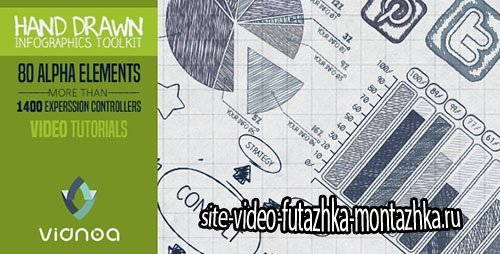 Hand Drawn Infographics Toolkit - Project for After Effects (Videohive)