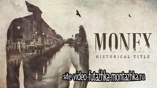 Monex Historical Title - Project for After Effects (Videohive)