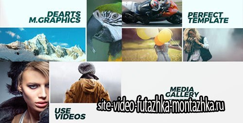 Media Gallery - Project for After Effects (Videohive)