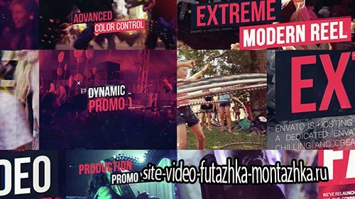 Modern Promo - Fashion Opener - Project for After Effects (Videohive)