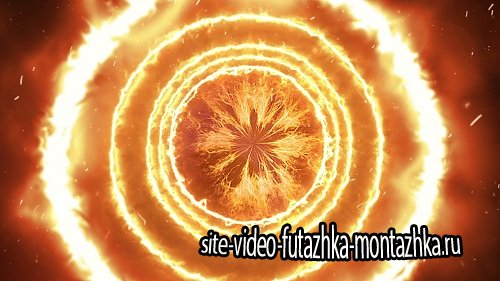 Fire Tunnel Background Pack