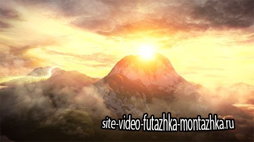 Sky and Mountains Logo - Project for After Effects (Videohive)