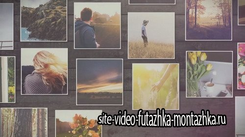 Photo Instagram Slideshow v1.2 - Project for After Effects