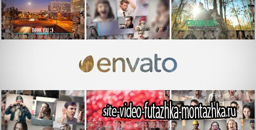 Multi Photo Slideshow - Project for After Effects (Videohive)