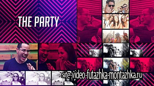 Party Music Event - Project for After Effects (Videohive)