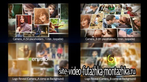 Lovely Photos - Photos Galaxy 2 - Project for After Effects (Videohive)