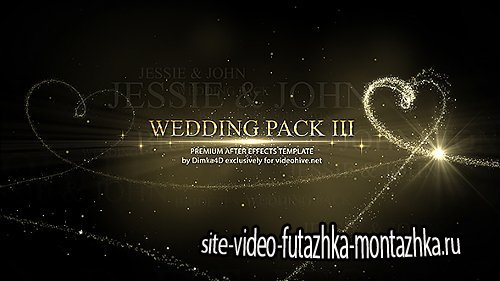 Wedding - Project for After Effects (Videohive)