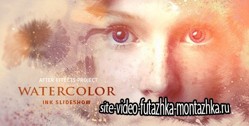 Watercolor Ink Slideshow - Project for After Effects (Videohive)