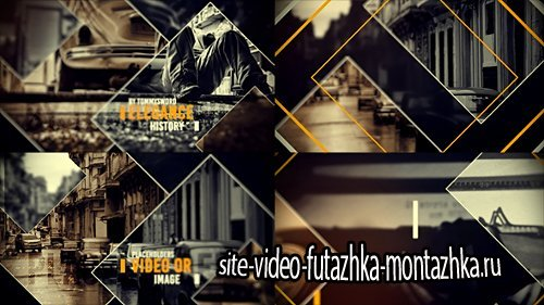 Elegance History - Project for After Effects (Videohive)