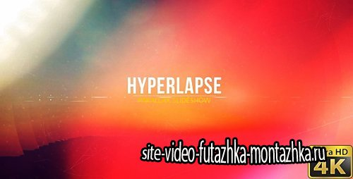 Hyperlapse Parallax Slideshow - Project for After Effects (Videohive)
