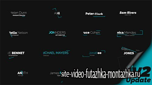 Stylish Lower Third - Project for After Effects (Videohive)