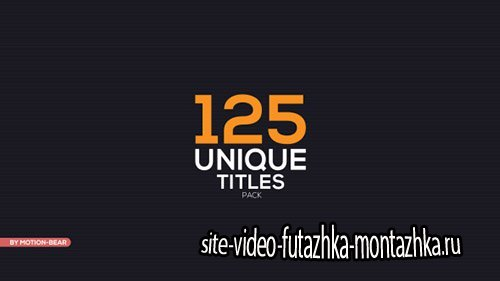 The Titles- Project for After Effects (Videohive)