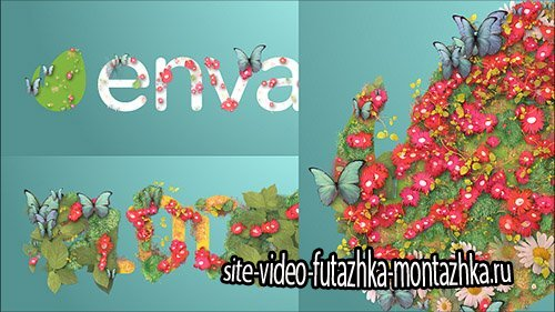 Blooming Logo - Project for After Effects (Videohive)