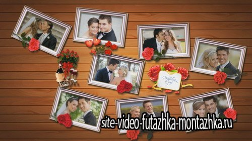 Wedding Collage - Project for Proshow Producer