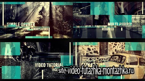 Simple Opener 16311480 - Project for After Effects (Videohive)