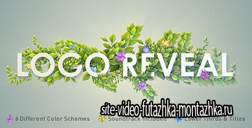 Nature Logo Reveal - Project for After Effects (Videohive)