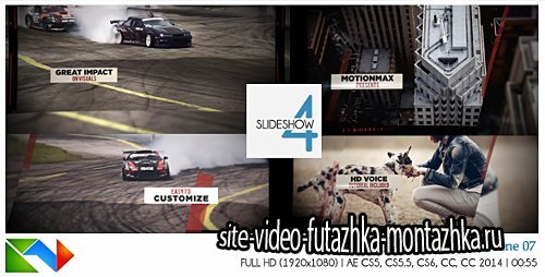 Slideshow 04 - Project for After Effects (Videohive)