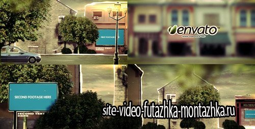 Street Life 3291514 - Project for After Effects (Videohive)