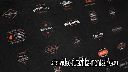 25 Animated Titles & Badges & labels - Project for After Effects (Videohive)