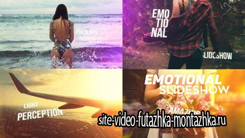 Emotional Slideshow 16365090 - Project for After Effects (Videohive)