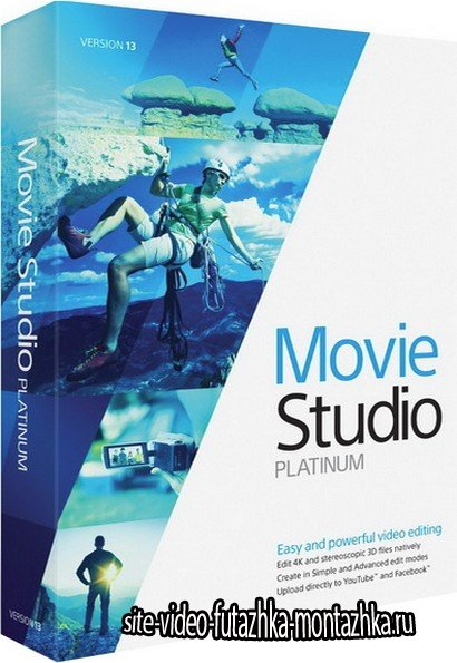 MAGIX Movie Studio Platinum 13.0.960 Portable by punsh