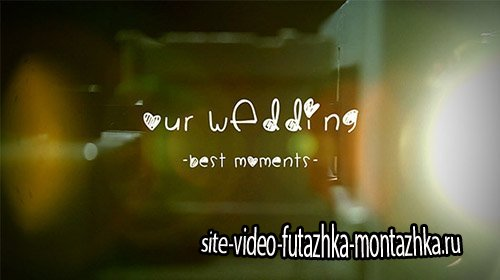 Wedding Album 7043247 - Slide Projector - Project for After Effects (Videohive)