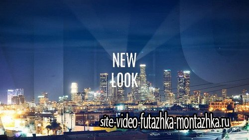New Look Slideshow - After Effects Templates (Motion Array)