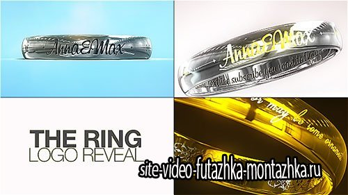 The Ring Logo Reveal - Project for After Effects (Videohive)