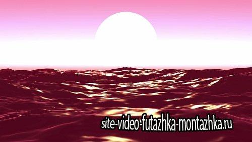 Видео футаж HD - Glow/Зарево