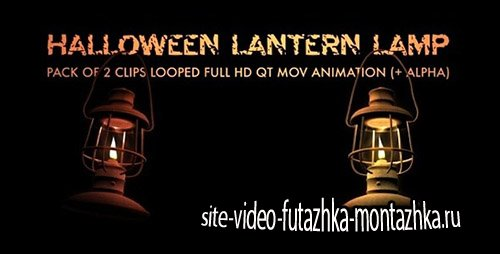 Lantern Lamp - Pack Of 2 - Motion Graphics (Videohive)
