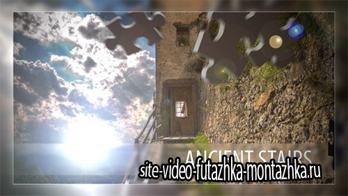 Puzzle Image Gallery - Project for After Effects (Videohive)