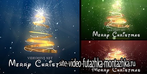 Christmas Tree 3628785 - Project for After Effects (Videohive)