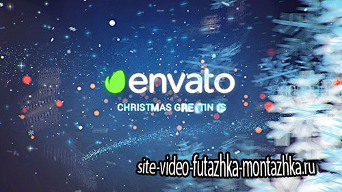 Christmas Wishes - Winter Opener - Project for After Effects (Videohive)