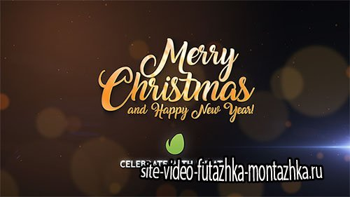 Christmas Magic Particles - Project for After Effects (Videohive)