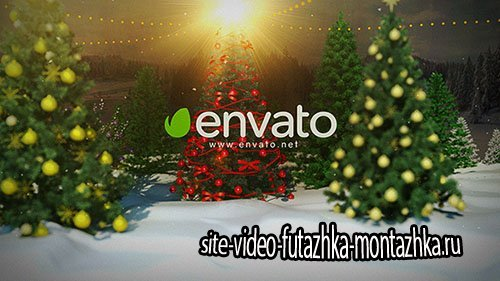 Christmas Logo 18980419 - Project for After Effects (Videohive)