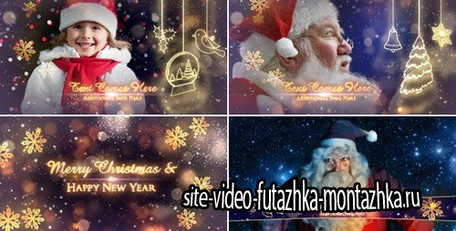 Christmas Promo Pack - Project for After Effects (Videohive)