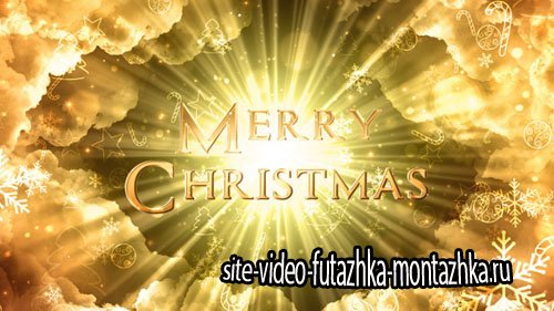 Heavenly Christmas Titles - Project for After Effects (Videohive)