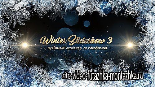 Winter Slideshow 3 - Project for After Effects (Videohive)