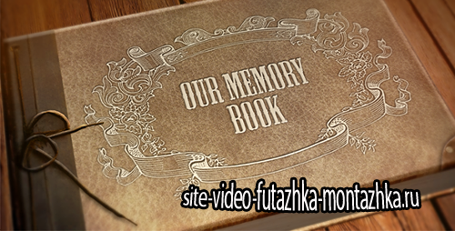 Memory Book - Project for After Effects (Videohive)