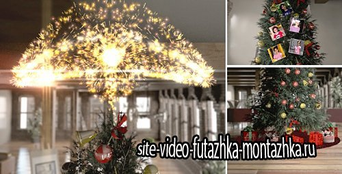Christmas Tree - Project for After Effects (Videohive)