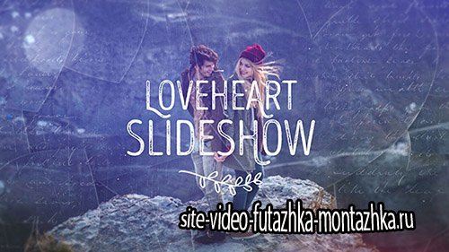 Loveheart Slideshow - Project for After Effects (Videohive)