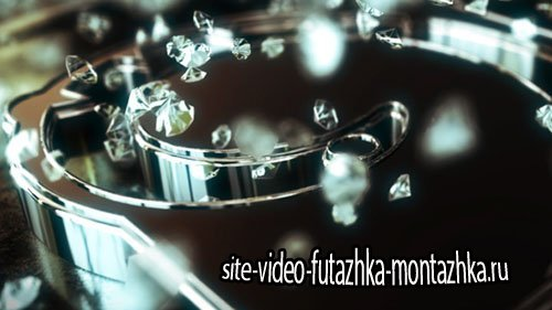 Silver Brilliants Logo - Project for After Effects (Videohive)