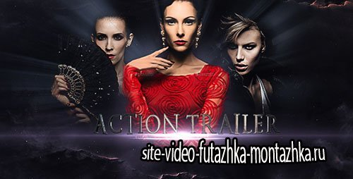 Action Trailer 18062095 - Project for After Effects (Videohive)