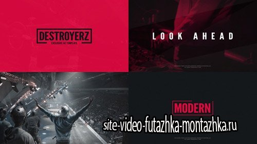 Destroyerz // Sport Promo - Project for After Effects (Videohive)
