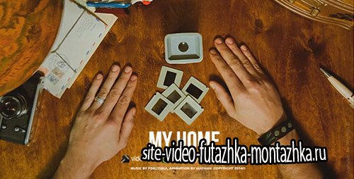 My Home - Project for After Effects (Videohive)
