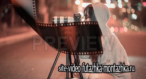 футажи - Light Film Transitions